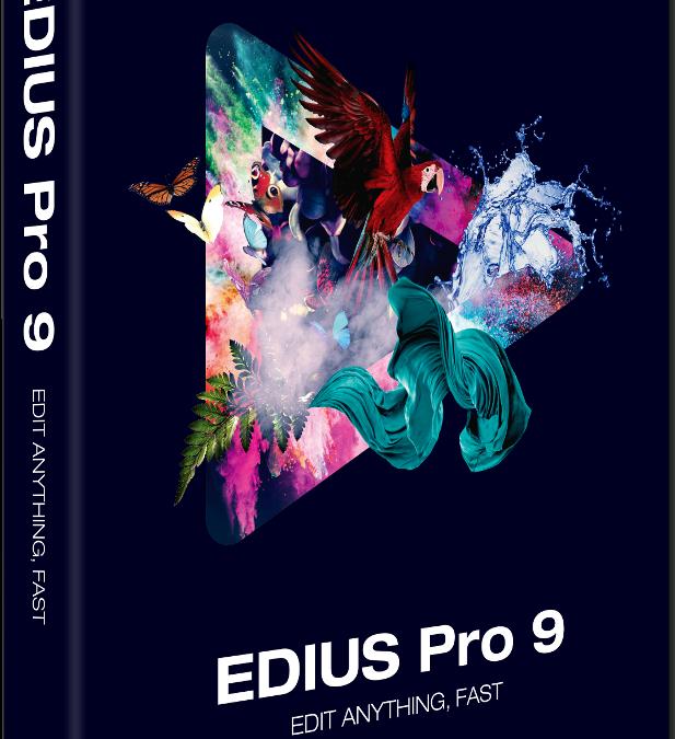 EDIUS 9 için geri sayım başladı